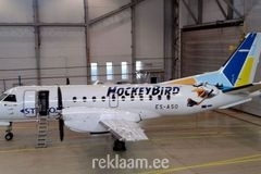 Lennuk Hockey Bird Estonian Air