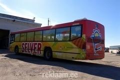 Selveri Reklaambuss Narvas