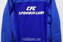 Trükk spordiidele (CFC spordiklubi jakk)