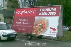 Vapiano reklaamtreiler Olerex tanklas
