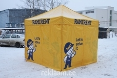 3x3 POP-UP telk - Ramirent