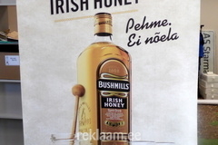 Bushmills roll up