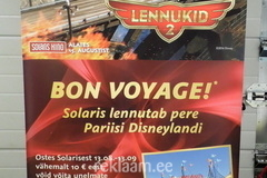 Solaris rol up Lennukid