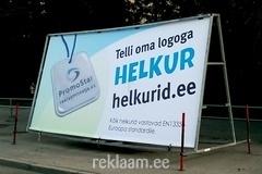 Helkurid.ee - REKLAAMTREILER KRISTIINE RISTIS