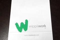 Wippiiworks paberkott