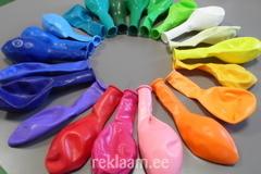 Õhupallide värvivalik