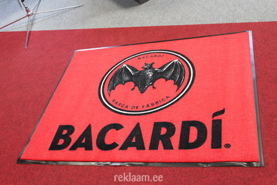 Bacardi logomatt