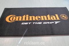 Continental logomatt