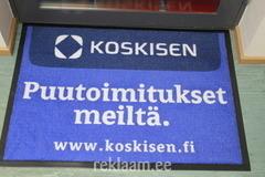 Koskisen logoga logovaip