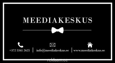 Meediakeskus - Teeme kõigile, kõike ja kõikjale!