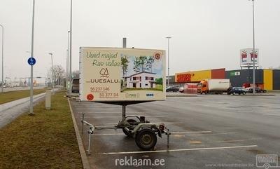 Treilik - Uuesalu.ee reklaamiga