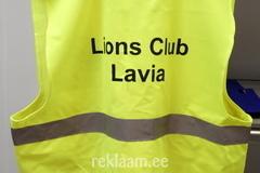 Lions helkurvest