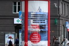 Viking Line reklaamtulp