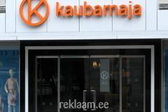 Tallinna Kaubamaja valgusreklaamtähed
