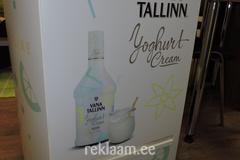 Uuenenud degusteerimislaud Vana Tallinn Joghurt Cream