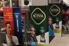 Turvaväravate reklaam