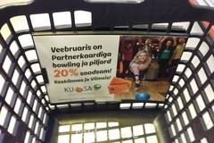Ostukäru reklaam