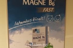 Magne B6 reklaamplakat