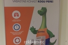 Brontex reklaamplakat
