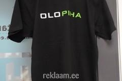 Olopiha logoga t-särk