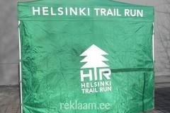 Helsinki Trail Run reklaamtelk