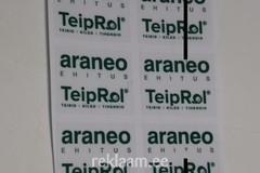 Teiprol reklaamkleebised