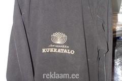 Kukkatalo logoga fliis