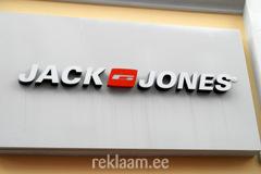 Jack & Jones valgusreklaamtähed