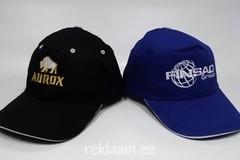 Logoga nokamütsid