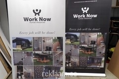 Work Noe premium roll upid