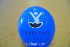 Viimsi vald reklaam õhupall