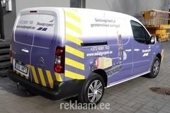 Reaalprojekt autokleebised