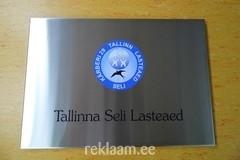 Tallinn Sel Lasteaed fassaadisilt