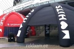 My Hits ja Sportland reklaamtelgid