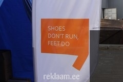 Feet reklaamlipp