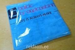 Logoga rätik
