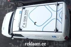 Rõduklaasid autokleebised