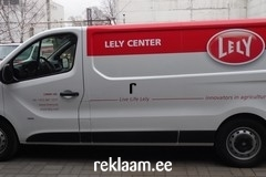 Lely center autokleebised