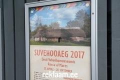 Eesti Vabaõhumuuseum reklaamplakat