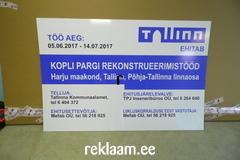 Tallinn ehitab objektisilt