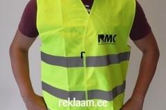 RMC märgistustööd helkurvest