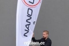 Nano up reklaamlipp