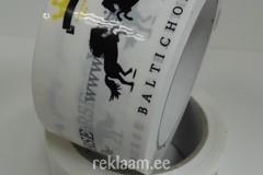 Logoteip -  Baltic horse