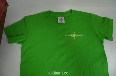 Logoga t-särk - Lüllemäe Põhikool