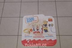 Põrandakleebis - Kinderkampaania