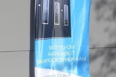 Reklaamlipp - ProDoor