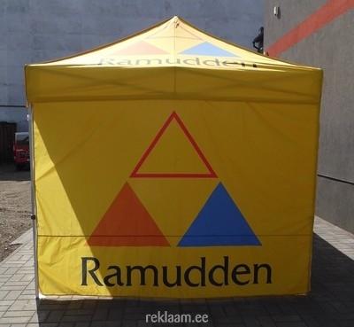 Reklaamtelk - Ramudden
