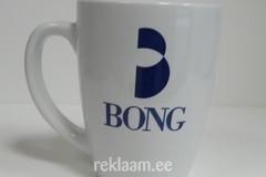 Logoga kruus - Bong