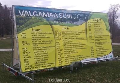 Reklaamtreiler - Valgamaa suvi 2017