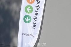Reklaamlipp - terviserajad.ee